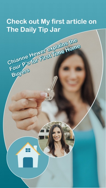 Four Ps for First Time Buyers